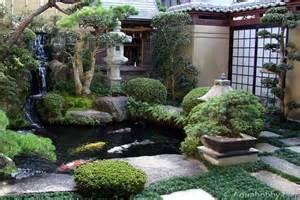 Japanese Garden Layout Japanese Zen Gardens