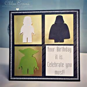 chlo s craft closet stin up independent demonstrator lego wars birthday card