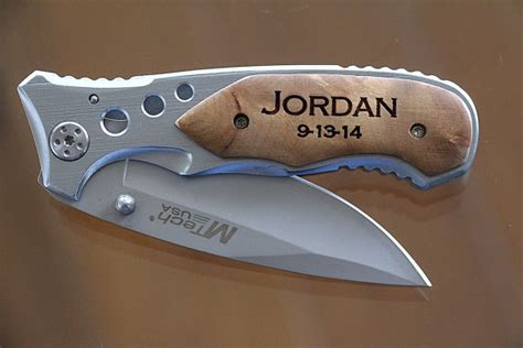 knives for groomsmen personalized knife gift for groomsmen by everythingdecorated