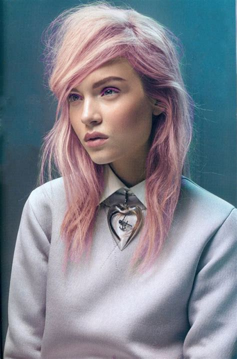 pastel hair colors for in their 30s amazing pastel hair color ideas for 2016