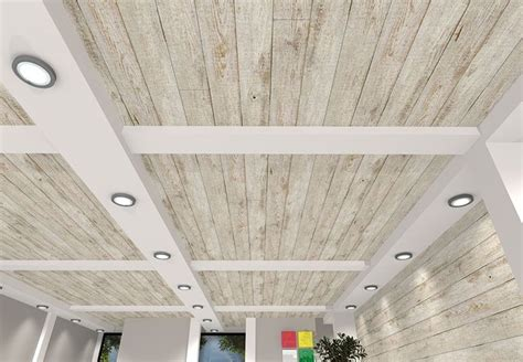 White Ceiling Panels by White Barn Wood Ceiling Panels See More Designs At