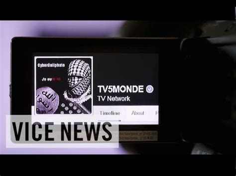 How Tv Disrupts Your by Vice News Daily Islamic State Disrupts Tv Stations
