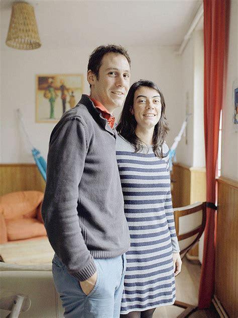 Appartement Rez De Chaussée Risques by A La Maison Lazare La Famille Luisetto Vit Avec Des