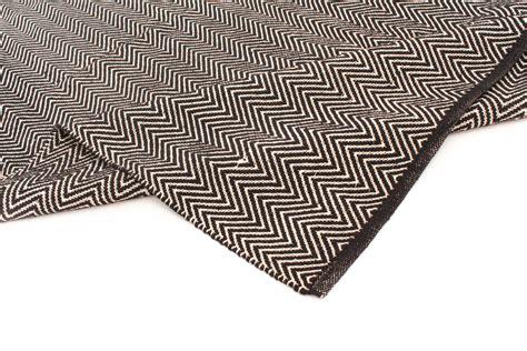 teppiche 300 x 400 cm teppich 300 x 400 cm baumwollteppich marina schwarz