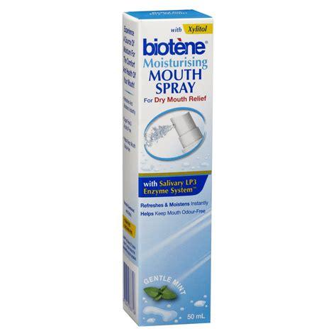 buy moisturising spray 50 ml by biotene
