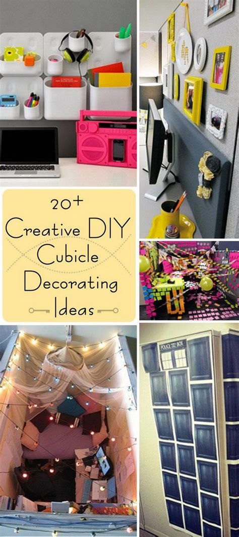 diy cubicle decor 25 best ideas about cubicle makeover on pinterest