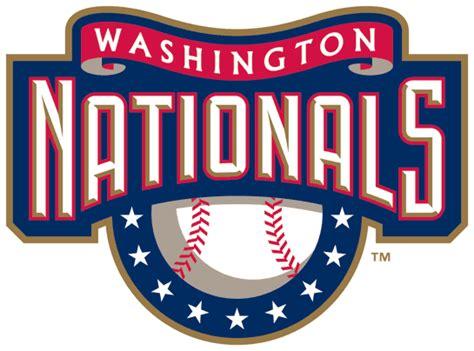 Calendrier Baseball Washington Logos De La Mlb Major League Baseball Marqueur