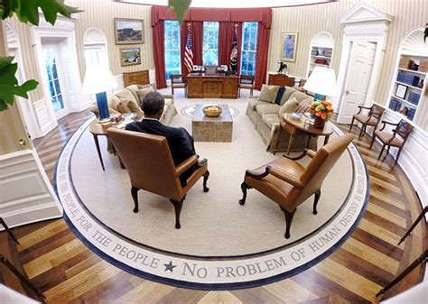 oval office redecoration le bureau le plus c 233 l 232 bre du monde