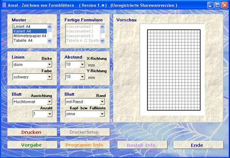 Vorlage Word Millimeterpapier Areal Druck Millimeterpapier Notenblatt Freeware De