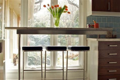 Small Kitchen Island With Sink Small Kitchen Ideas And Solutions For Low Window Sills