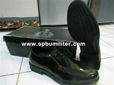 Sepatu Pdh Tni Asli sepatu pdh tni al asli jatah spbu militer