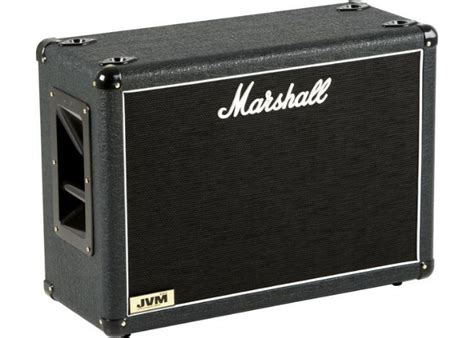 Marshall 2x12 Cabinet by Marshall Jvmc212 2x12 Extension Cabinet