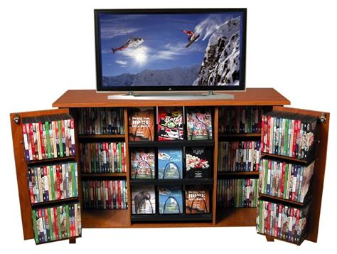 3 ideas to store dvd