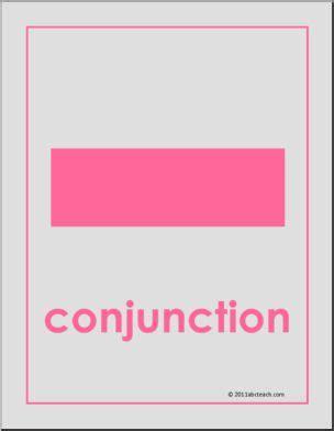 printable montessori grammar symbols poster grammar symbol the conjunction montessori
