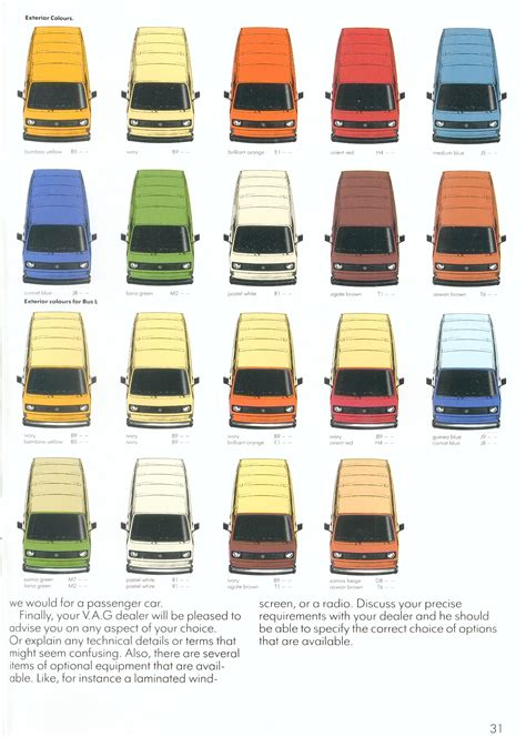 t25 paint codes colour chips vw forum vzi europe s largest vw community and sales vw