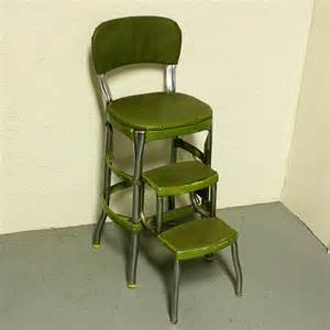 Vintage cosco stool step stool kitchen stool by oldcottonwood