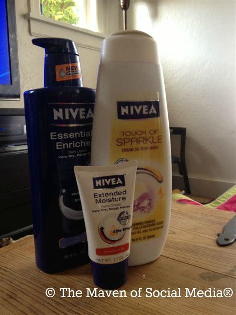 Youtuber Made Me Get It Nivea And Nivea Soft Review pering friends with a nivea spa niveamoments