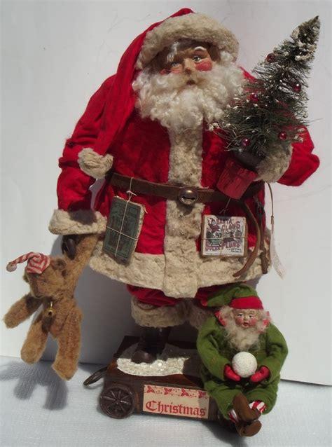 Handmade Santas - 126 best world santas images on