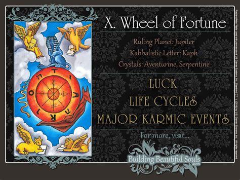 Tarot 10 Wheel Of Fortune tarot card meanings wheel of fortune www pixshark