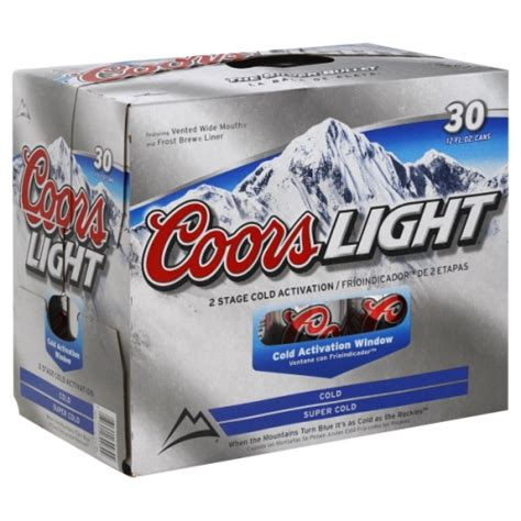 coors light 30 pack 30 pack of coors light decoratingspecial com