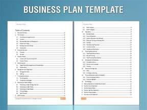 Generic Business Plan Template Free Business Plan Template Sample Free Printable