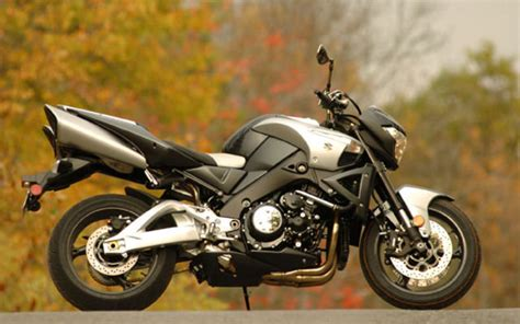 Suzuki B King 1400 B King For A Day Test Drives Cycle Canada
