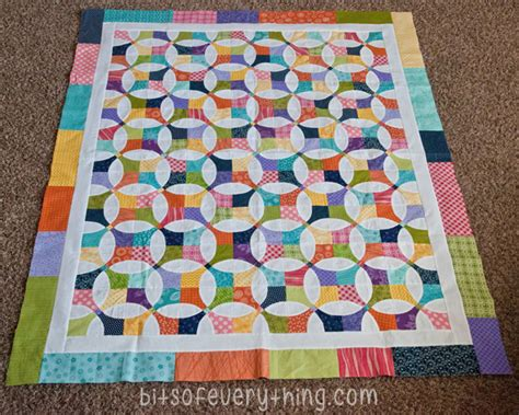 Quilt Tutorial by Flowering Snowball Quilt Tutorial Bits Of Everything