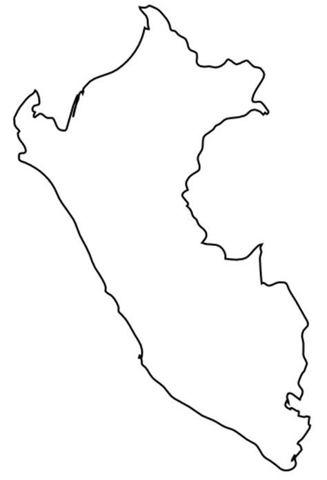 imagenes satelitales para colorear blog de geografia mapa del peru para colorear