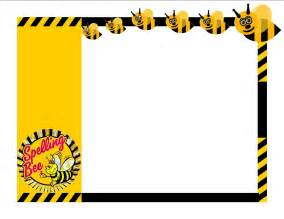 bee powerpoint template a collection of free certificate borders and templates