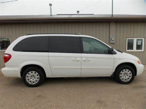 Chrysler Town And Country Lx by 2007 Chrysler Town And Country Lx 4dr Ext Minivan In Sioux