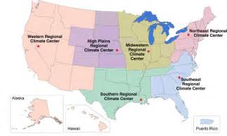 map of united states regions for