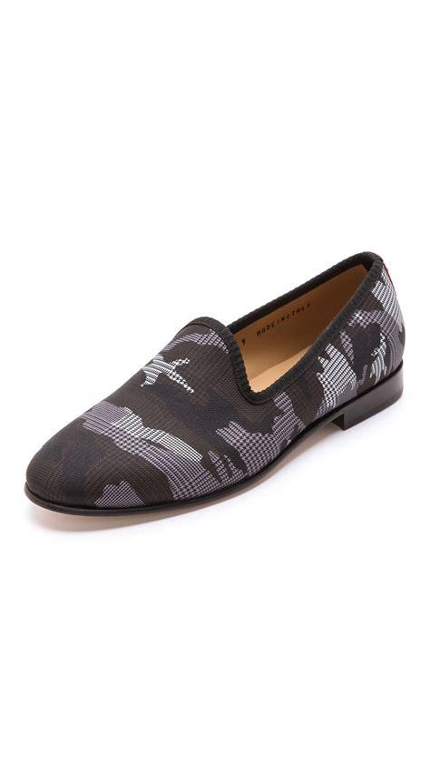 toro slippers mens toro prince albert slippers in gray for grey camo