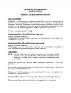 Radiologic Technologist Resume Sle by Resume For Radiology Technician Sales Technician Lewesmr