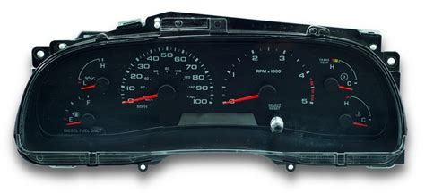 ford f250 f350 super duty instrument cluster repair vancouver cluster repair myairbags provides ford super duty 1999 2004 instrument cluster rebuild
