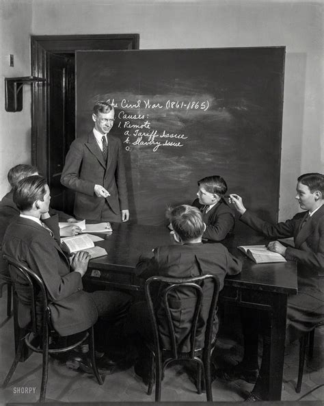 the english teacher vintage shorpy historic picture archive class warfare 1940 high resolution photo