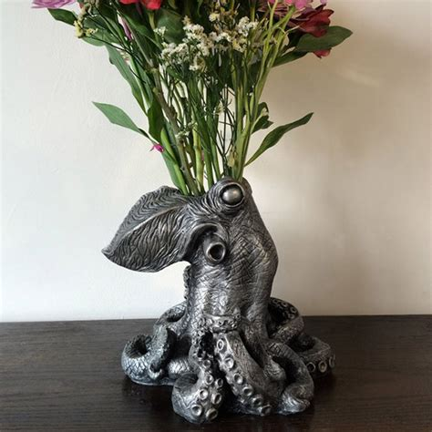 Octopus Vase by Octopus Vase The Green