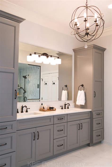 master bath vanity cabinets master bathroom with steam shower kbf design gallery