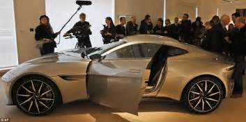Bond Aston Martin Auction Bond Spectre Auction Will See Aston Martin That 007