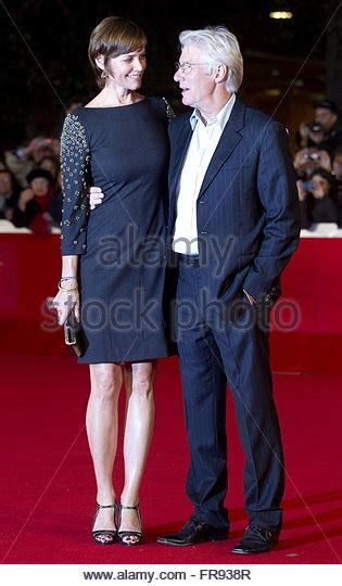 Richard Gere Attends The 1st Annual Rome Festival The Hoax Photocall 2 by Carey Lowell Stock Photos Carey Lowell Stock Images Alamy