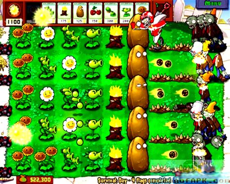 popcap apk free plants vs zombies version for android