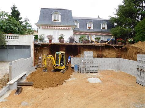 garage chaponost cr 233 ation d un garage souterrain