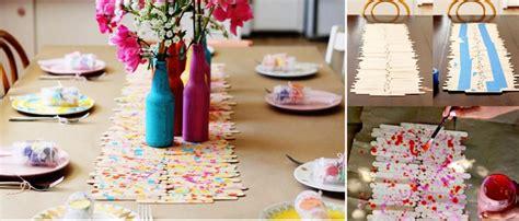decorare tavola compleanno decorazioni per feste di compleanno fai da te hellohome it