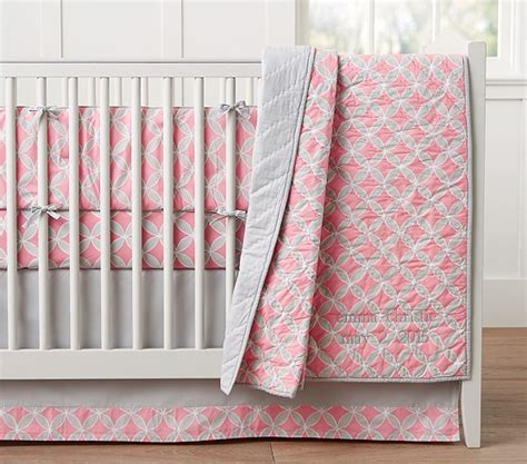 Soho Crib Bedding by Soho Nursery Bedding Pottery Barn