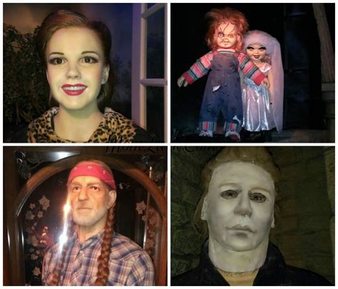 hollywood celebrity wax museum hollywood wax museum in branson missouri