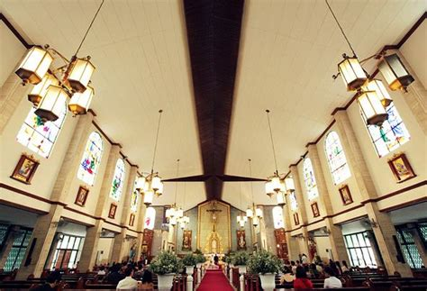 simple church wedding ceremony philippines 27 best wedding churches in the philippines images on wedding church philippines
