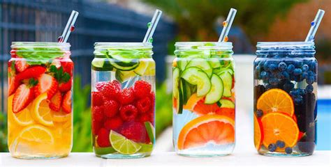 fruit detox water 5 ways to spice up plain water so you drink more