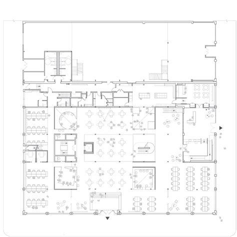 25 best ideas about office plan on pinterest office pinterest headquarters by all of the above and first office