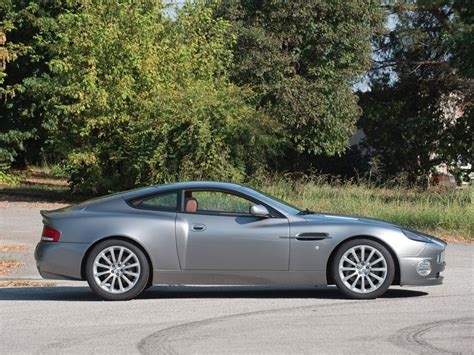 Used Aston Martin Vanquish by Used 2001 Aston Martin Vanquish For Sale In Ontario