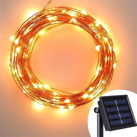 micro led string lights on bendable wire 120led 20ft warm white color bendable micro copper wire