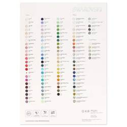 swarovski color chart colour chart swarovski elements 2015 chatons